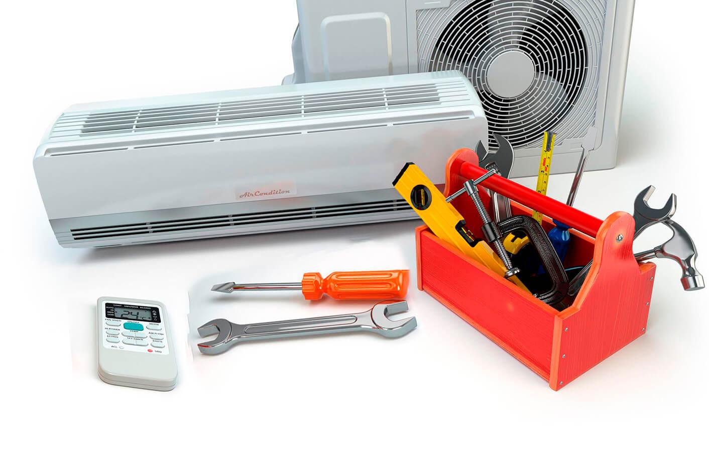Особое значение очистки и ремонта кондиционера